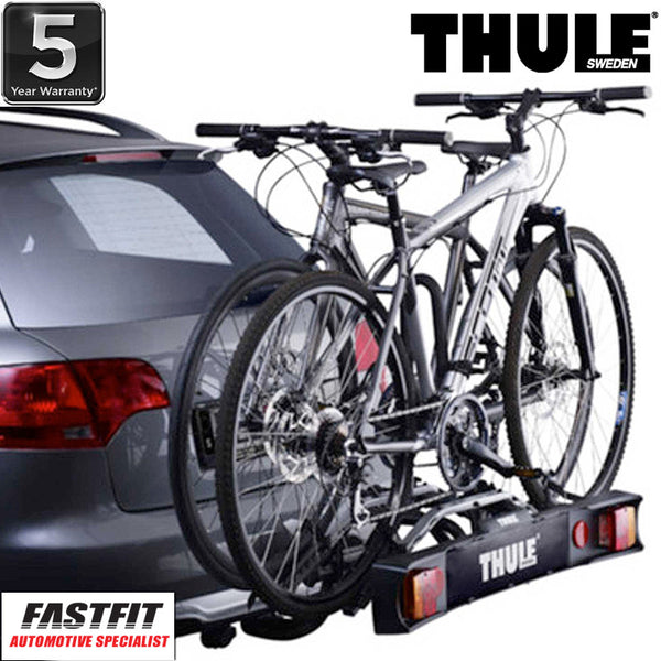 Thule RideOn 9502 Tiltable Towbar Mounted 2 x Bike Carrier