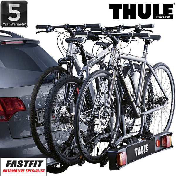 Thule RideOn 9503 Tiltable Towbar Mounted 3 x Bike Carrier