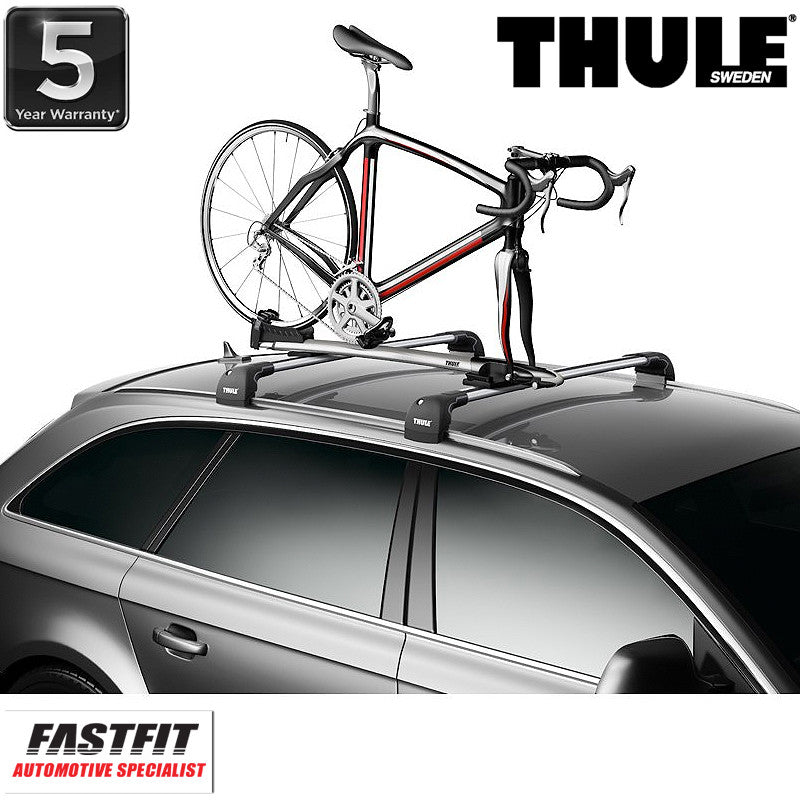 Thule Sprint 569 Roof Mounted Bike Carrier Fastfit