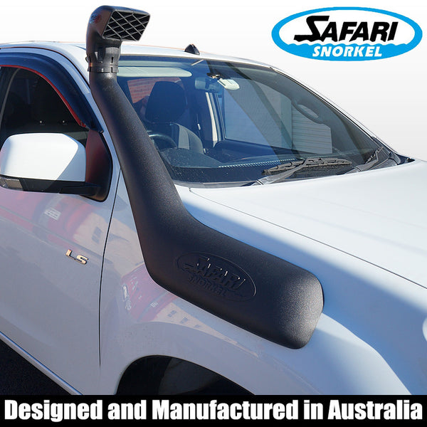 Safari Snorkel To Suit Isuzu D-MAX 2012 ON 3.0L Diesel