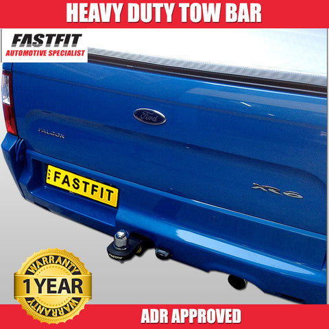 FastFit Heavy Duty Tow Bar To Suit Ford Falcon UTE XR6 - 07/1999 ON