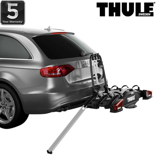 Thule VeloCompact 927 Towbar Mounted 3-4 x Bike Carrier