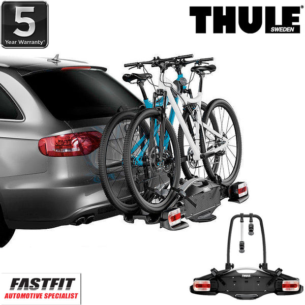 Thule VeloCompact 925 Towbar Mounted 2 x Bike Carrier