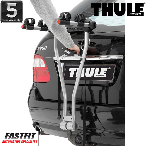 Thule Xpress 970 Towbar Mounted 2 x Bike Carrier