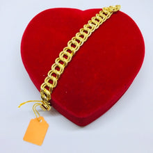 Load image into Gallery viewer, 24k gold plated Bracelet for Kids