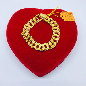 24k gold plated Bracelet for Kids