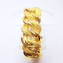 Load image into Gallery viewer, 24k Gold Plated Bracelet