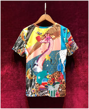 Load image into Gallery viewer, Runway Designer Vintage Beased Tshirt