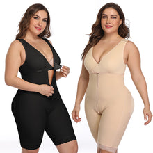 Load image into Gallery viewer, Shapewear Slimming Bodysuit Plus Size Available