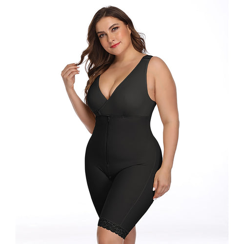 Shapewear Slimming Bodysuit Plus Size Available