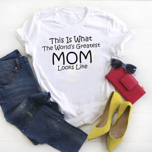 Load image into Gallery viewer, Mum Tshirts