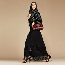 Load image into Gallery viewer, D&G Juniper Inspired Elegant Abaya Cardigan