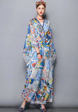 Load image into Gallery viewer, Royal Runway Kaftan Dress plus size available