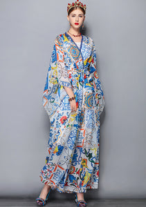 Royal Runway Kaftan Dress plus size available