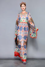 Load image into Gallery viewer, Royalty Runway Designer Vintage Elegant Modern long Modest Dress Plus Size Available