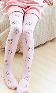 Kids Girls Baby Tights Various Designs