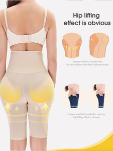 Padded Shapewear for a perfect flat tummy, high Butt and juicy thigh shape