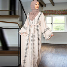 Load image into Gallery viewer, Heenan Elegant Abaya Cardigan