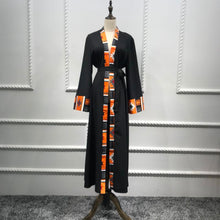 Load image into Gallery viewer, Moroccan Exotic Cardigan Abaya Outerwear
