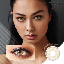 Load image into Gallery viewer, 2pc/1 Pair Dream Series Colored Contact Lenses for Dark Eyes