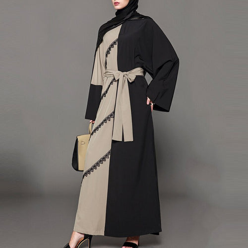 D&G Ameena Inspired Abaya Cardigan Plus Size Available