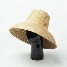 Load image into Gallery viewer, Audrey Hepburn Straw Hat