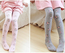 Load image into Gallery viewer, Kids Girls Baby Tights Various Designs
