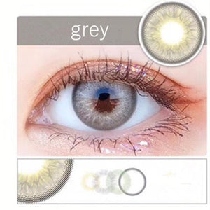 Ring Colored Contact Lens Color Contact Lenses for Dark Eyes