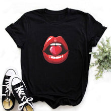 Load image into Gallery viewer, Hot Lips  Tshirts