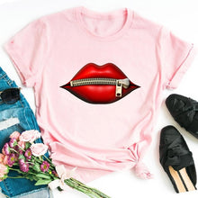 Load image into Gallery viewer, Hot Lips Tshirts 1.0