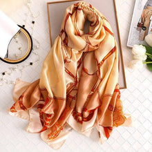 Load image into Gallery viewer, Luxury Designer Silk Hijab Collection