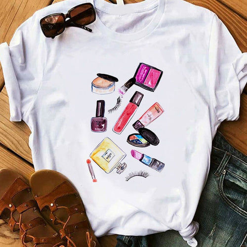 Make up Crazy Tshirts 1.0