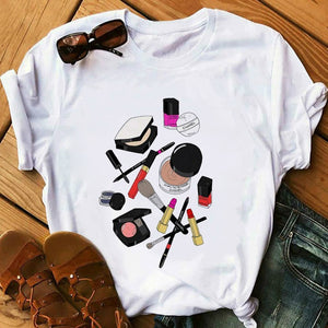 Make Up Crazy Tshirts 2.0