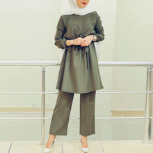 Load image into Gallery viewer, Ruma Two Piece Simplicity Modest Pantsuit
