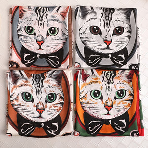 Cat Life Hijab Scarves