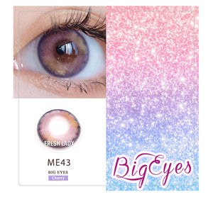 Little Earth Series Contact Lenses Color Colored Contact Lenses for Dark Eye