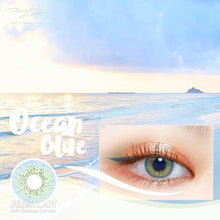 Load image into Gallery viewer, OCEAN Series Colored Contact Lenses for Dark Eye