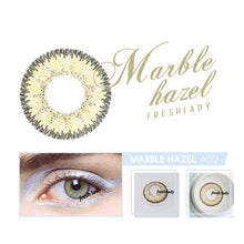 Load image into Gallery viewer, MARBLE Series Colored Contact Lenses for Dark Eyes