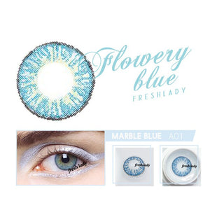 MARBLE Series Colored Contact Lenses for Dark Eyes