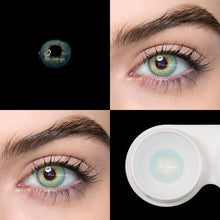 Load image into Gallery viewer, 2pcs/pair 2pcs Colored Contact Lenses Natural Caramelize Series For Dark Eyes