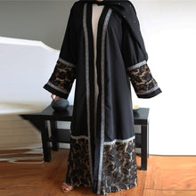 Load image into Gallery viewer, Fridi Dutchess Lace Abaya