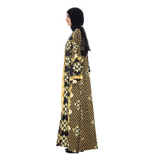 Load image into Gallery viewer, Anne Haute Printed Abaya