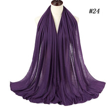 Load image into Gallery viewer, 10pcs/lot Jersey Shawl