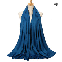 Load image into Gallery viewer, 10pcs/lot Smooth Matt Satin Luxurious Shawls