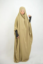 Load image into Gallery viewer, Muslimah Easy Wear Prayer Gown