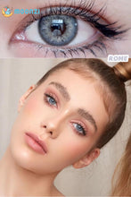 Load image into Gallery viewer, 2pc/1 pair Kitty Series Colored Prescription Contact Lenses for Dark Eyes