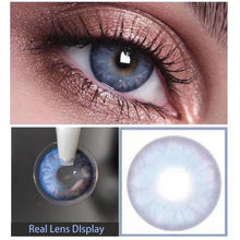Load image into Gallery viewer, 2pc/1pair GEMSTONE Colored Contact Lenses for Dark eyes
