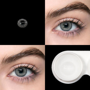 2pcs BEESWAX  Series Colored Contact Lens for Dark Eyes