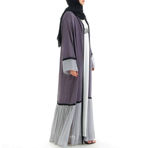 Luxury Swing Abaya