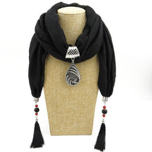 Load image into Gallery viewer, Ethic Jewelry Hijab Loop Shawl